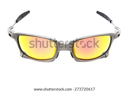 oakley glasses stock  sunglasses isolated white background