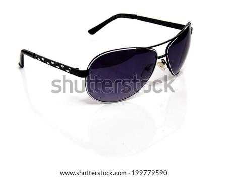 Sunglasses. Photo for microstock - stock photo
