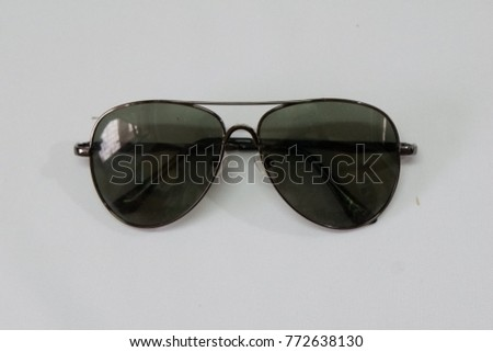 Sunglasses. Sunglasses isolated. Sunglasses fashion. Accessory.