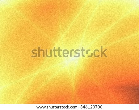 Sunny abstract texture yellow wallpaper design - stock photo