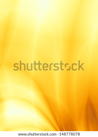 Sunset amber abstract card wallpaper background - stock photo