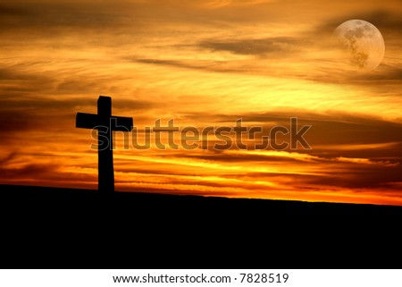 Sunset Faith