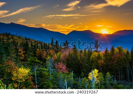 white mountains new hampshire stock images royaltyfree