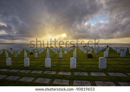 Sunset of the Fallen