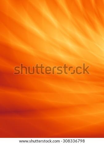 Sunset orange wallpaper nice abstract wallpaper pattern - stock photo