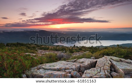 cadillac mountain acadia national park maine usa cadillac mountain. Cars Review. Best American Auto & Cars Review
