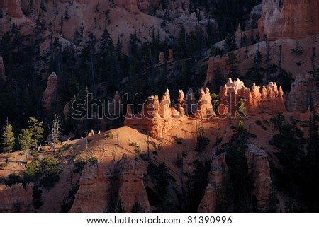 Sunset Point, Bryce National Park