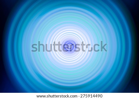 Super blur vivid small layer circle abstract wave sound Rippled circular digital effect art circle for you created technology web - stock photo