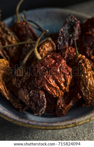 Super Hot Spicy Scorpion Bhut Jolokia Pepper Ready to Use