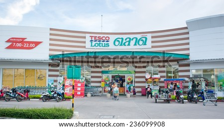 Image gallery lotus supermarket for Convenience store exterior design