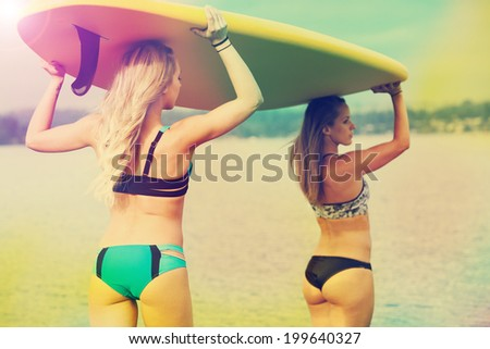 Surf board or Stand up paddleboard women