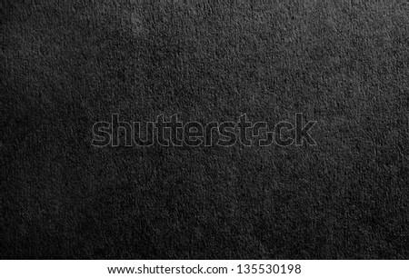 surface dark gray background - stock photo