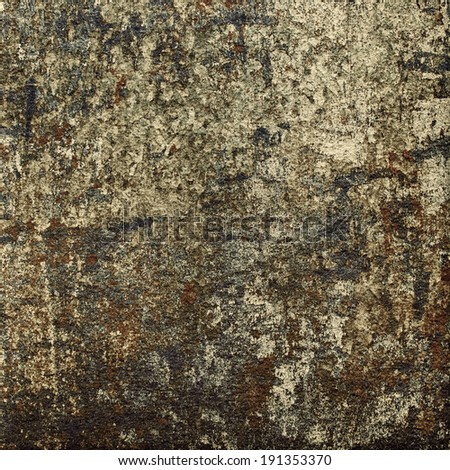 Surface of brown stone  - stock photo