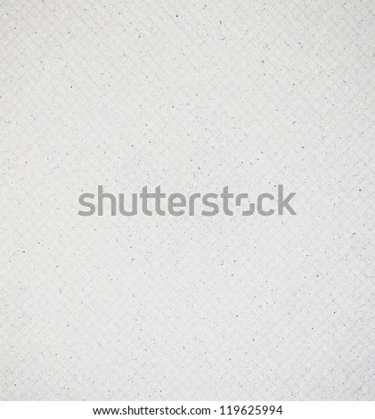 Surface of recycled paper with lines - stock photo