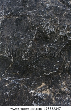 surface of the marble stone