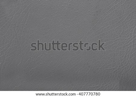 Surface of the sofa made of artificial leather - stock photo