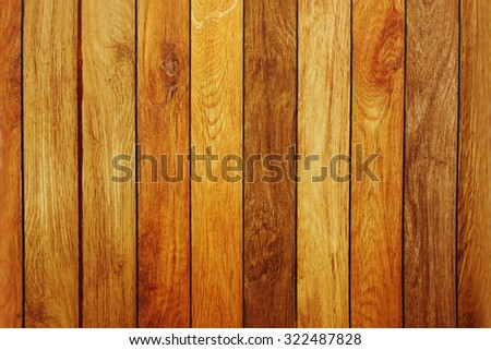 surface of yellow wooden floor