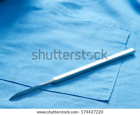 surgical concept. - stock photo