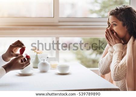 proposal band cafe