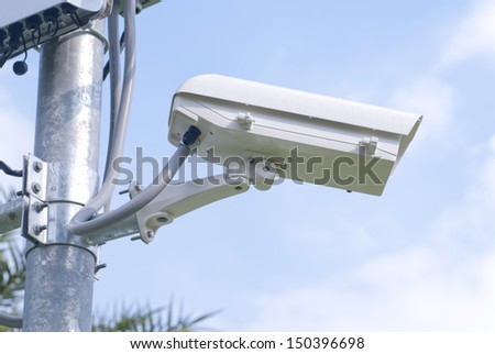 Surveillance Security Camera or CCTV