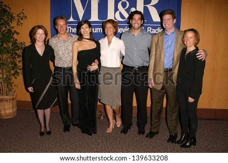 Susan Cohen-Dickler, Doug Wilson, Hilda Santo-Thomas, Paige Davis, Carter Oosterhouse, Ray Murra, Kathy Davidov at the 21st William S. Paley Television Festival at the DGA, Los Angeles, CA 03-04-04