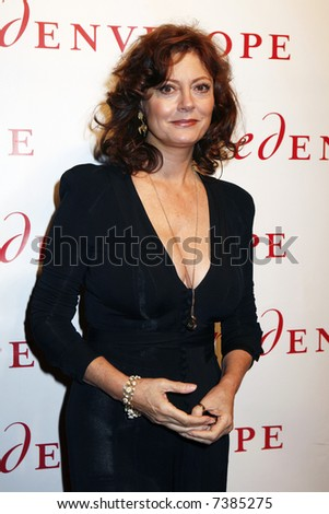 Susan Sarandon - stock photo