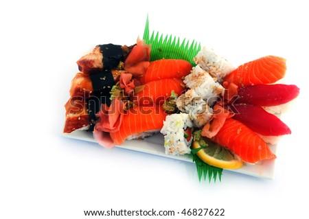 how to make crab stick sushi