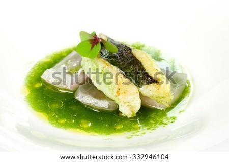 sushi refined - stock photo