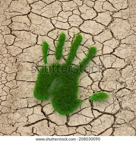 Sustainable development - stock photo
