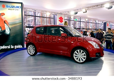 Suzuki Swift at Motorshow Bologna 2006