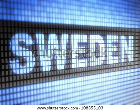 sweden.  Full collection of icons like that is in my portfolio