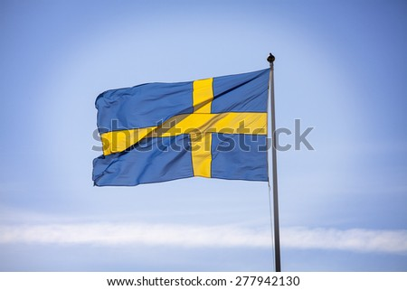Swedish Midsummer Stock Photos Royalty Free Images
