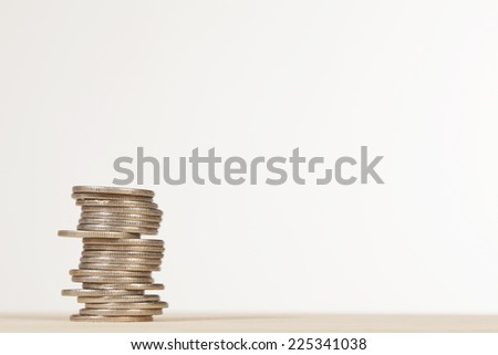 swedish money  - stock photo