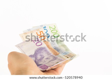 Swedish money