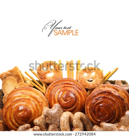 Sweet - stock photo