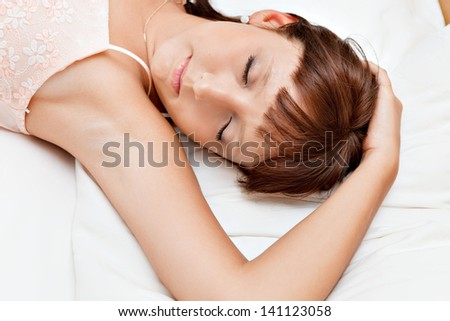 Sweet dreams. - stock photo