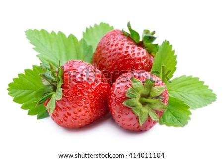 Sweet strawberry. - stock photo