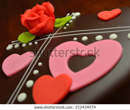 Sweet Valentine - stock photo
