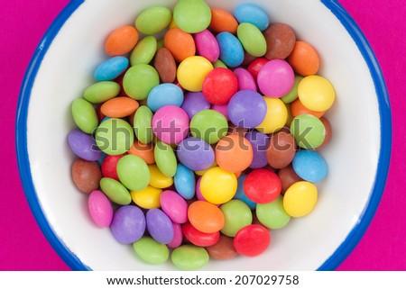 sweets - stock photo