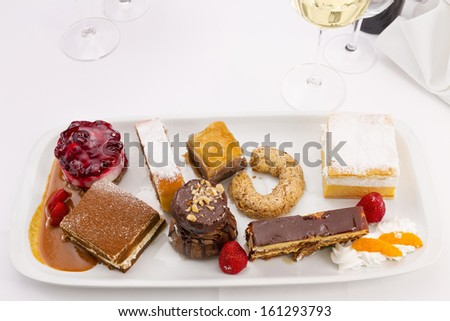 Sweets/Various tasty desserts
