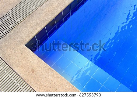 Grate do assoalho stock images royalty free images for Pool won t show chlorine