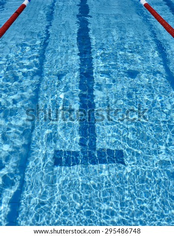 Swimming Pool Lane Lines Background pool lane lines stock photos, royalty-free images & vectors