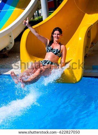 Indoor Aqua Park Stock Images Royalty Free Images Vectors Shutterstock