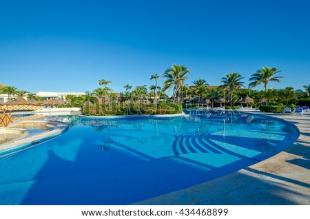Dark Blue Pool Water swimming pool deep blue sky dark stock photo 434468899 - shutterstock