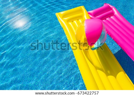 Swimming Pool Beach Ball Background beachball stock images, royalty-free images & vectors | shutterstock