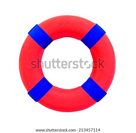 Swimming ring - stock photo