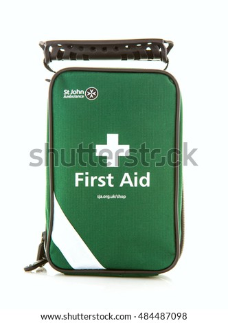 st john ambulance first aid manual