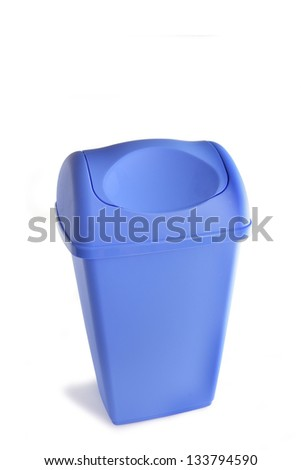 Swing bin - stock photo
