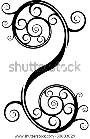 Swirl element Icon