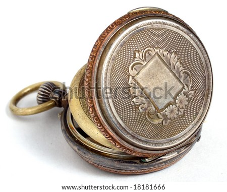 Swiss antique pocket watch